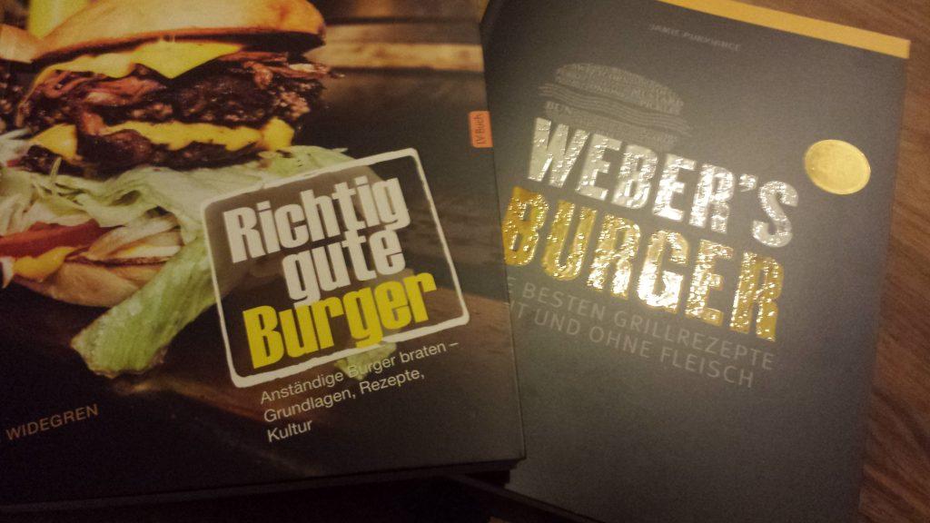 Burger-Bücher