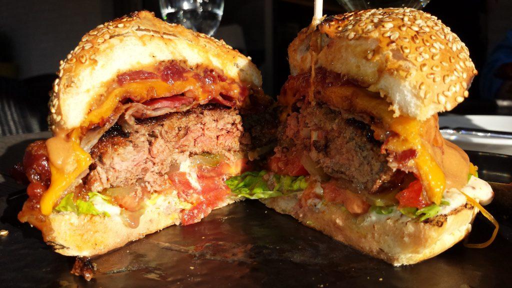 Premium Burger in Stuttgart