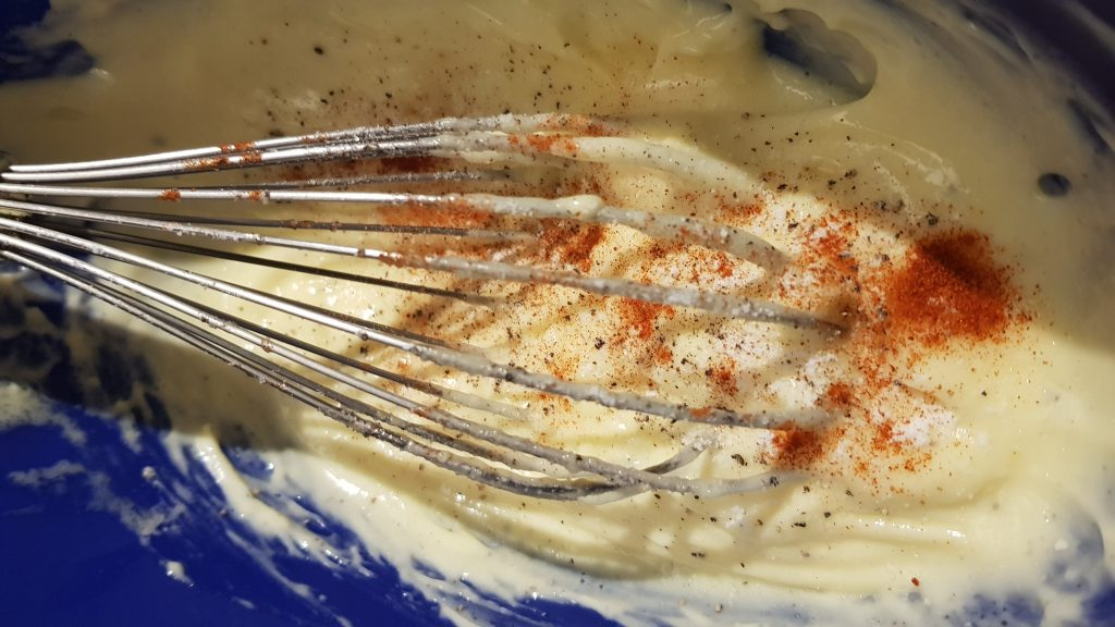 einfache schnelle Mayo