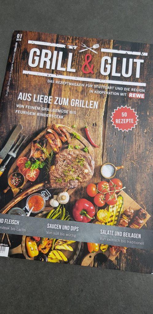 "Grill-Magazin ""Grill & Glut"""
